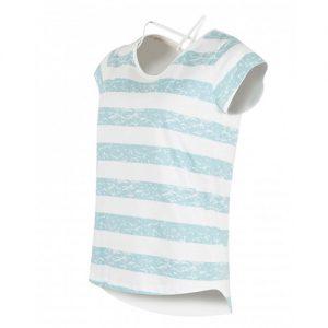 Camiseta Mujer Astore Nineu Ur Blanco-Azul | Kantxa Kirol Moda