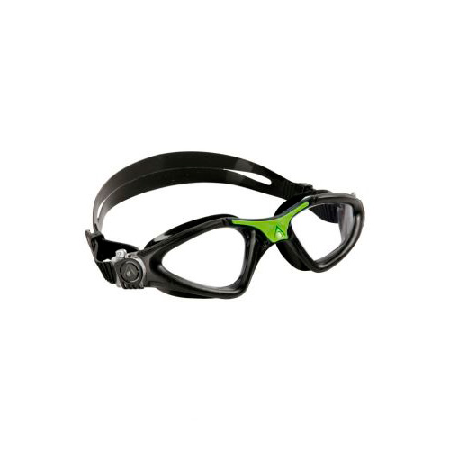 Gafa Piscina Aqua Sphere Kayenne Unisex Negro Verde | Kantxa Kirol Moda