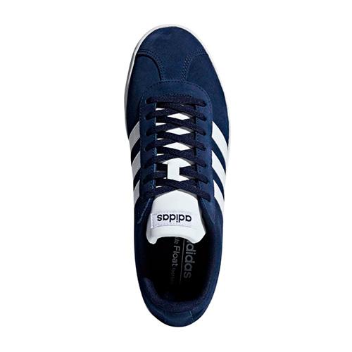 Zapatilla Adidas Hombre VL Court 2.0 Azul - DA9854