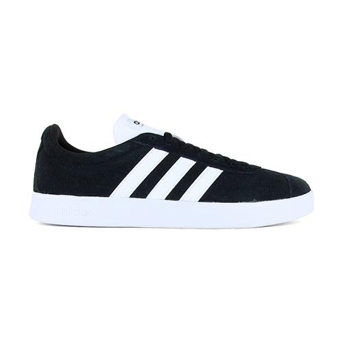 Zapatilla Adidas Hombre VL Court 2.0 Negra - DA9853