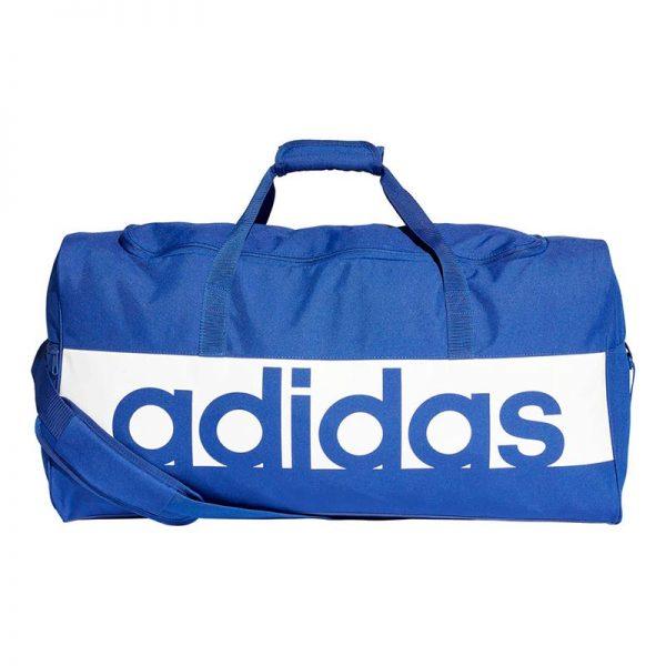Bolsa Adidas Lin PE TB L Azul | Kantxa Kirol Moda