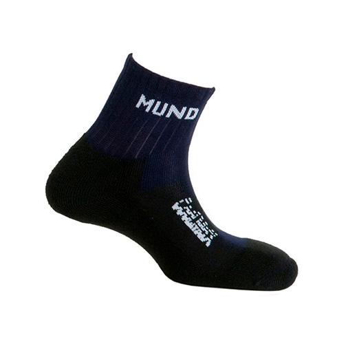 Calcetines Mund Running Negro 339-2 | Kantxa Kirol Moda