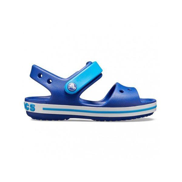 Chancletas Niño Crocs Crocband Sandal K Azul | Kantxa Kirol Moda