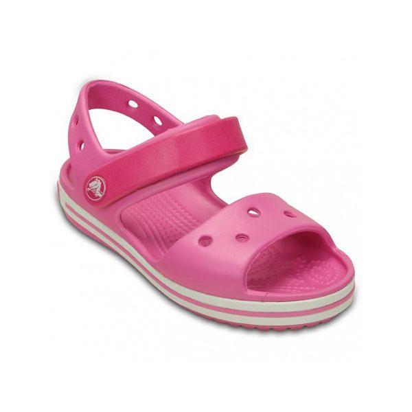 Chancletas Niño Crocs Crocband Sandal K Rosa | Kantxa Kirol Moda