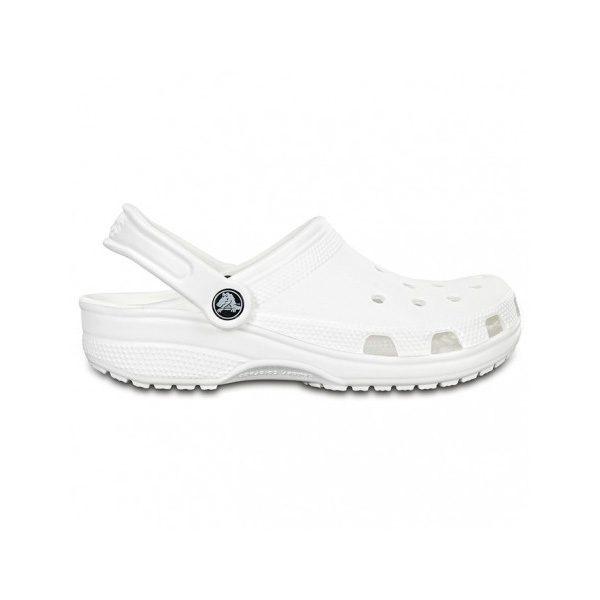 Chancletas Unisex Crocs Classic Blanca | Kantxa Kirol Moda