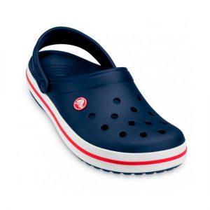 Chancletas Unisex Crocs Crocband U Navy Azul | Kantxa Kirol Moda