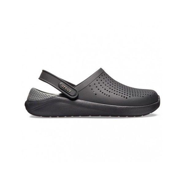 Chancletas Unisex Crocs Literide Negro| Kantxa Kirol Moda