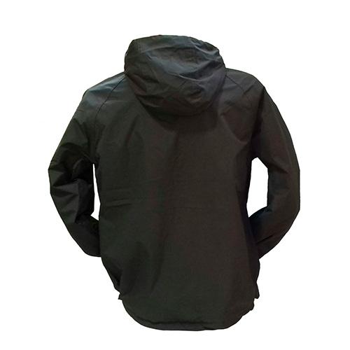Chubasquero Hombre Breezy Borasco Verde | Kantxa Kirol Moda