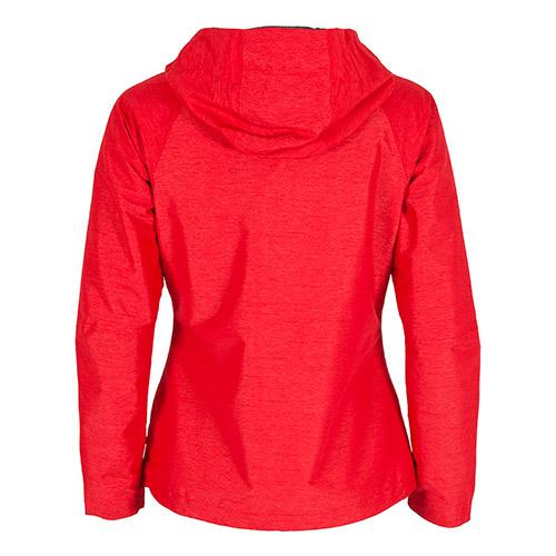 Chubasquero Mujer Ternua Mojave W Rojo   Kantxa Kirol Moda
