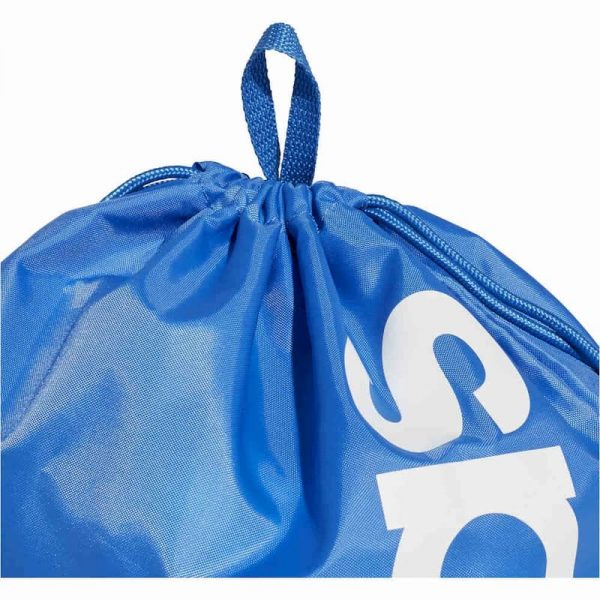 Mochila Adidas Lin Core GB Azul/Blanca | Kantxa Kirol Moda