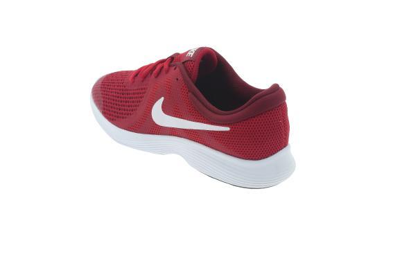 Zapatilla Nike Revolution Niño Rojo | Kantxa Kirol Moda